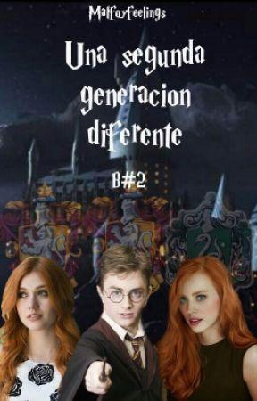 Una segunda generación diferente » Editando. by malfoyfeelings