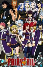 fairy tail x reader one shots by Absol-utely-satan