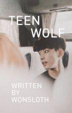 Teen Wolf || Wonwoo fanfic by wonsloth