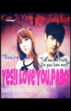 Yes!I Love You,Pabo! by QielKook97