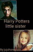 Harry Potters little sister by jujuhoneyboo