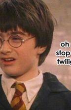 Harry Potter memes by gibeegish