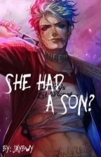 She Had a Son? ↣ young justice (ON HOLD) by JayBWy