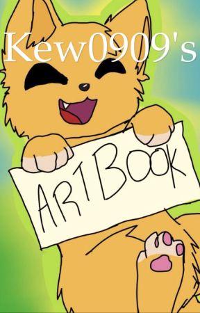 Kew0909's Art Book! by kew0909