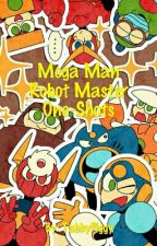 Mega Man Robot Master One-Shots by TabbyPiggy