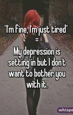 ~Depression Poems~ by XxBreak_The_RulesxX
