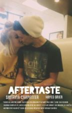 Aftertaste - Hayes Grier by p0xalarissa