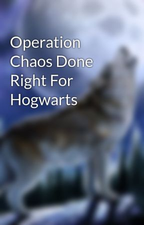 Operation Chaos Done Right For Hogwarts - What, Now
