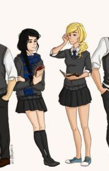 Demigods at Hogwarts? What has happened to the world?