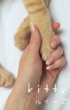 kitty [larry/in progress] by shaglinson