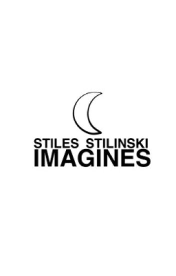 IMAGINES ⌲ stiles stilinski