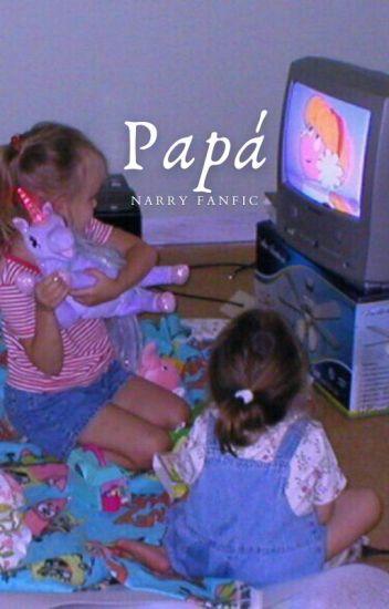Papá {narry, au}