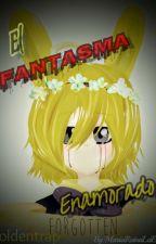El Fantasma Enamorado (Golden Freddy x Springtrap) by NaileaRobles