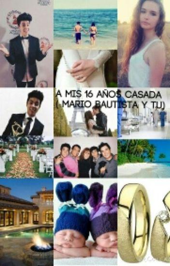 amis 16 años casada ( mario bautista y cd9)