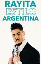 RAYITA ESTILO ARGENTINA by booktrap