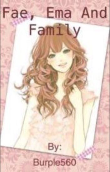 Fae, Ema and Family (Brothers Conflict x OC)
