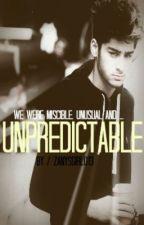 Unpredictable by wallflower927