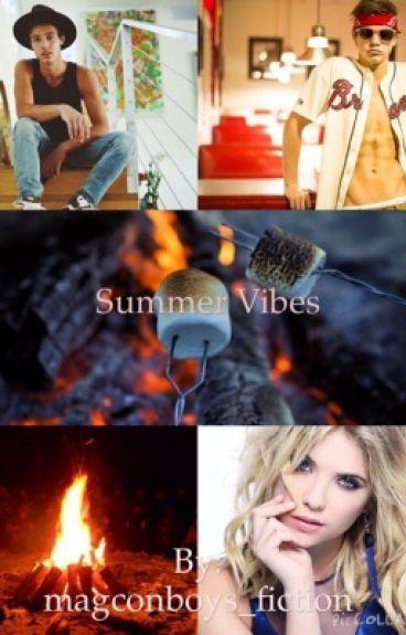 Summer Vibes [ MAGCON BOYS ] C.D / T.C