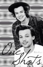 Larry Stylinson one shots by HiAndOops