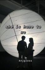 She Is Home To Me (Corey Taylor)  by undomiiiel
