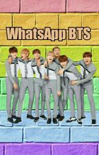 Whatsapp BTS [Léeme] by EthelYanileth