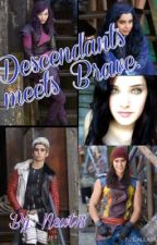 Descendants meets Brave by Newt18