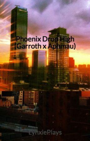 Phoenix Drop High (Garroth x Aphmau) by LynxiePlays
