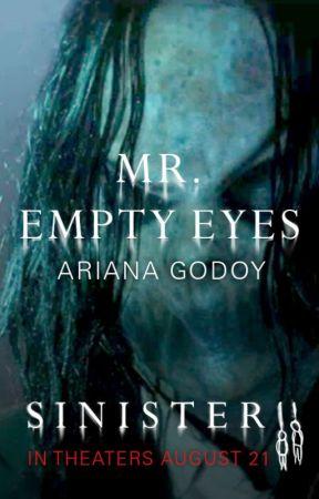 Mr. Empty Eyes by SinisterMovie