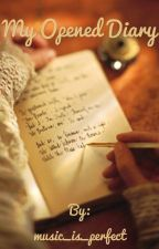 My Opened Diary  by music_is_perfect