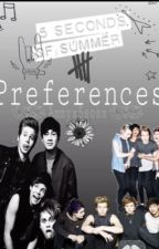 5sos - 5 seconds of summer preferences #Wattys2016 by ammyx5sosx