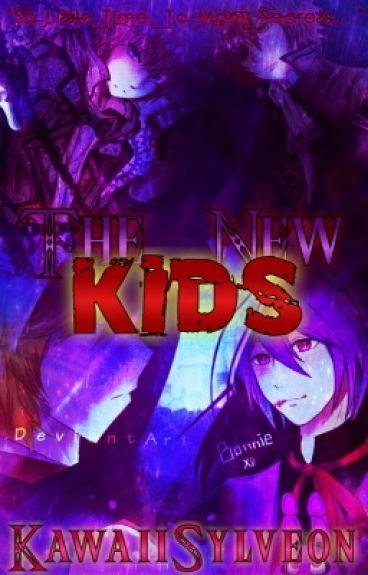 The New Kids {FNAF x Reader}