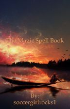 The magic spell book by soccergirlrocks1