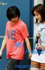 My Friend(JiJung / EunYeon Couple) by tieuacma