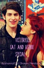 Victorious ( Cat And Robbie Special ) by shainna1014