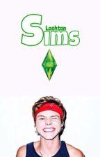 Sims ♢ Lashton by smAsh_mouth