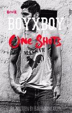 One Shots! (Boyxboy) by baconpancakes42