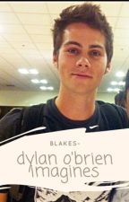 Dylan O'Brien imagines  by blakes-