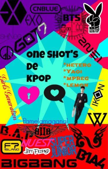 One Shot's De K-pop
