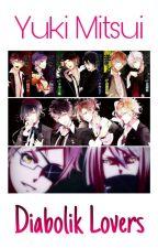Yuki Mitsui → Diabolik Lovers by DarbiLaKiller30
