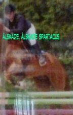 Älskade, älskade Spartacus by toya_tunarp
