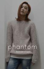 Phantom | jeonghan by heenderellapls