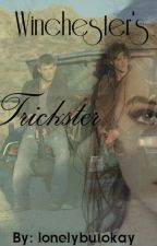 Winchesters Trickster by fxckingcrowley