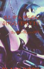 BLACK ROCK SHOOTER Y TU by MiguelRamirez903