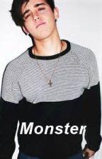 Monster // Beau Brooks by hxbcajs