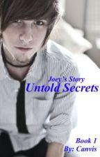 Untold Secrets- Book 1 by Canvis
