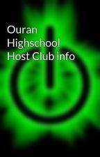 Ouran Highschool Host Club info by scarlet_Letter1998