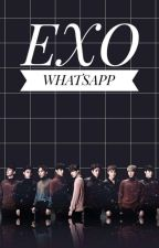 EXO- Whatsapp ✔ by Xbetae