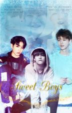 Sweet Boys ( BTS's VKook and EXO's Luhan fanfic) by little_hungry_bunny