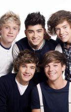 Imagines One Direction by Jenifaelhoran