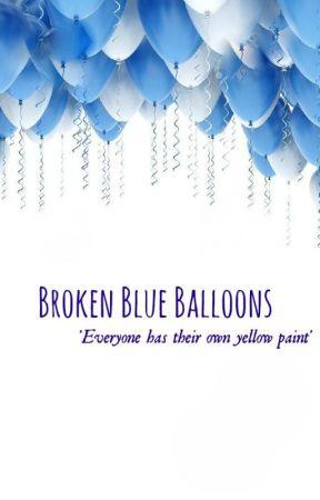 Broken Blue Balloons    (Islamic Story) by sssilentscreamsss